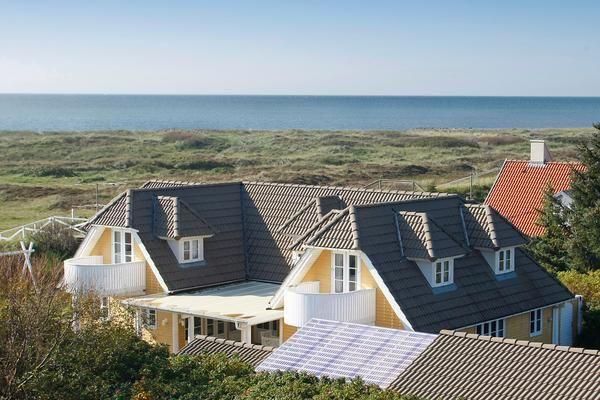 Ferienhaus: Blåvand, Südliche Nordseeküste, Dänemark, 10 personen, Swimmingpool, Whirlpool, Haus-Nr: 39956