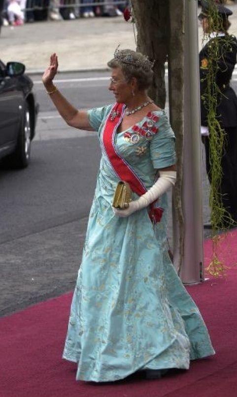 Princess astrid wedding