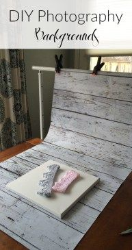 DIY PHOTOGRAPHY BACKGROUNDS FOR BLOGGERS - Review on BannerBuzz-These are heavy duty vinyl and are perfect to roll up and store away.