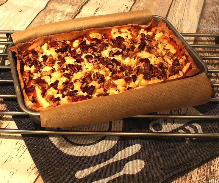 Een heerlijke hartige wortel-pompoentaart met feta en noten van Maaike van MiCook. Dit is ook een leuk recept om met kerst als bijgerecht te serveren! Eventueel kan je nog ingrediënten toevoegen aan de hartige taart om deze helemaal eigen te maken. Tijd: circa 40 min + 35 min in de oven Recept voor ongeveer 3-4 …