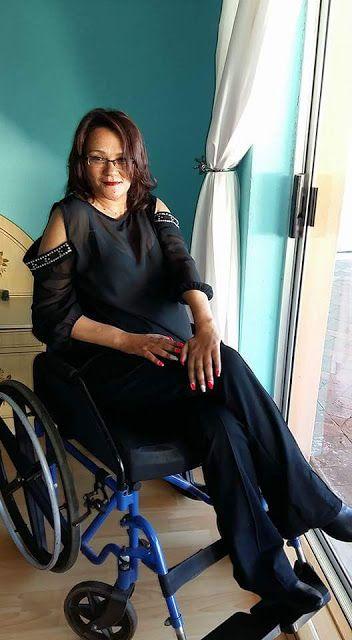 Eyewitness South Africa: Tetraplegic Blogger Whilma Liedeman from the West Coast