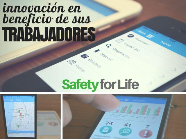 Safety for Life, el nuevo estándar de seguridad laboral http://www.revistatecnicosmineros.com/…/safety-life-el-nuev…