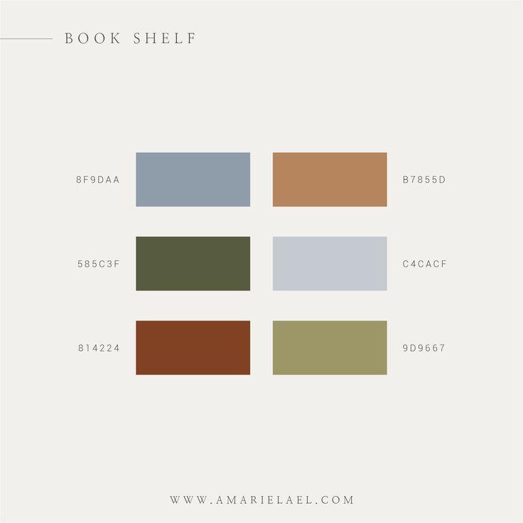Adventurous color palette. Muted, but bold. Color ...