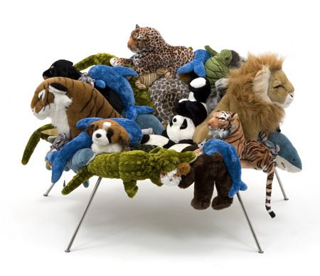 Banquete by Campana Brothers: Idea, Chairs, Humberto Bell, Furniture, Design, Animal, Kid