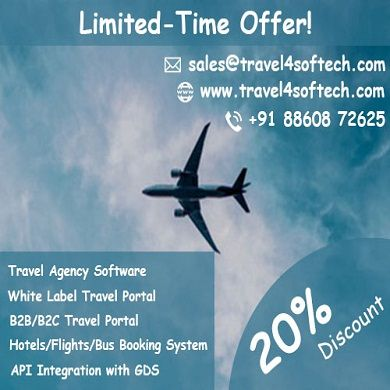 Start your online B2B/B2C travel portal with Your Travel