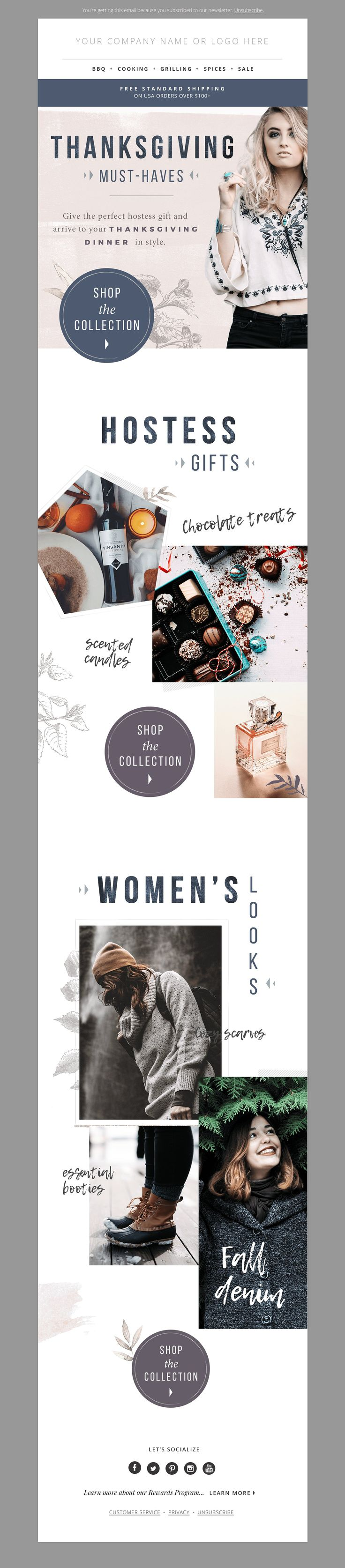 The 1401 best Email Design Ispiration images on Pinterest | Email ...