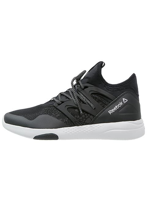 Reebok HAYASU - Scarpe  - black/skull grey - Zalando.it