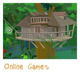 Rainforest online resources- games, stories, facts, activity ideas
