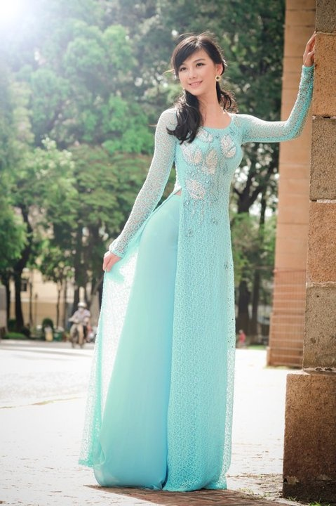 Wedding Dresses  Vietnam : Best images about ao dai on modern