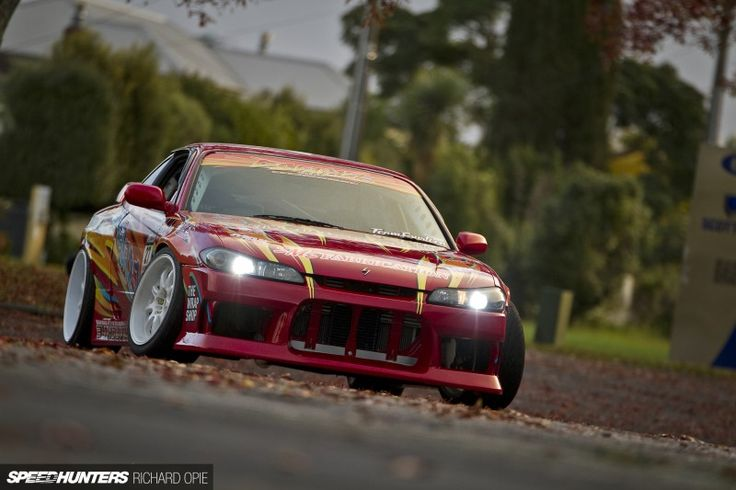 High Quality Drift Ready Nissan Silvia S15