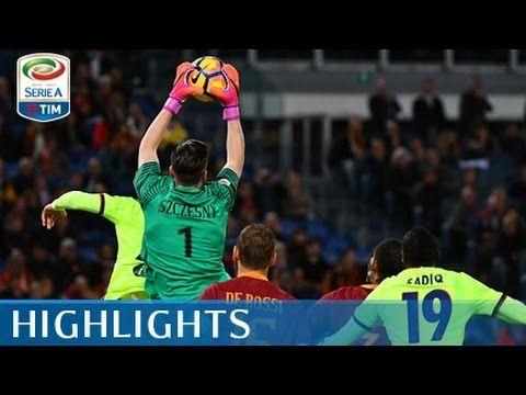 Roma - Bologna - 3-0 - Highlights - Giornata 12 - Serie A TIM 2016/17