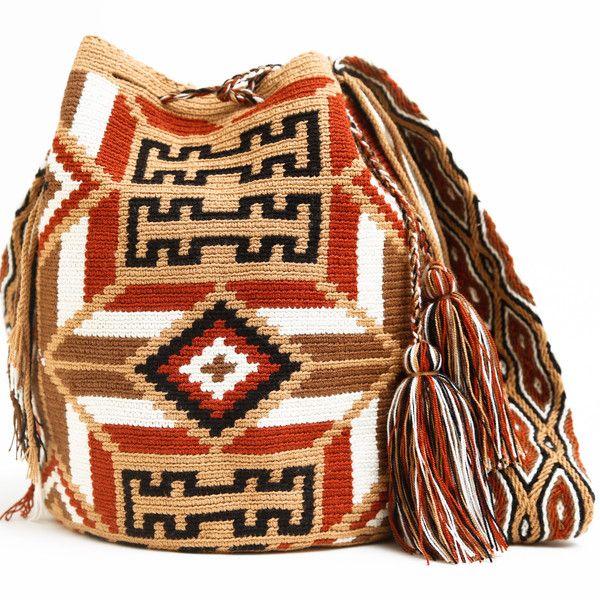 WAYUU TRIBE | #Handmade Bohemian Bags made by the indigenous Wayuu Tribe in Colombia!