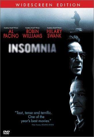 Insomnia - 2002 - BRRip Film Afis Movie Poster