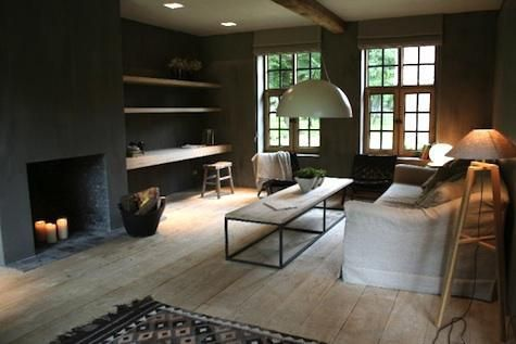 Moka & Vanille, a restored farmhouse turned guest house located in Heusden-Zolder, a village in the Belgian province of Limburg