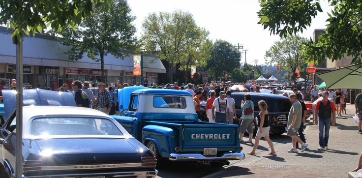 September's Langley Cruise-in has grown into one of the largest car shows in North America.