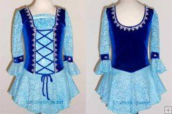 Competition Dress TS101