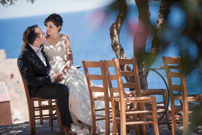 Destination Wedding in Monemvasia www.georgetsimbouksis.com