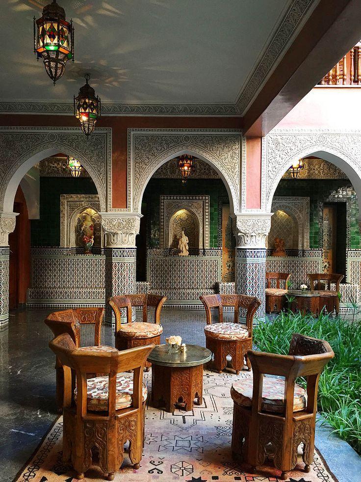 Morocco Travel Inspiration - La Sultana Hotel | Marrakech, Morocco | Travel