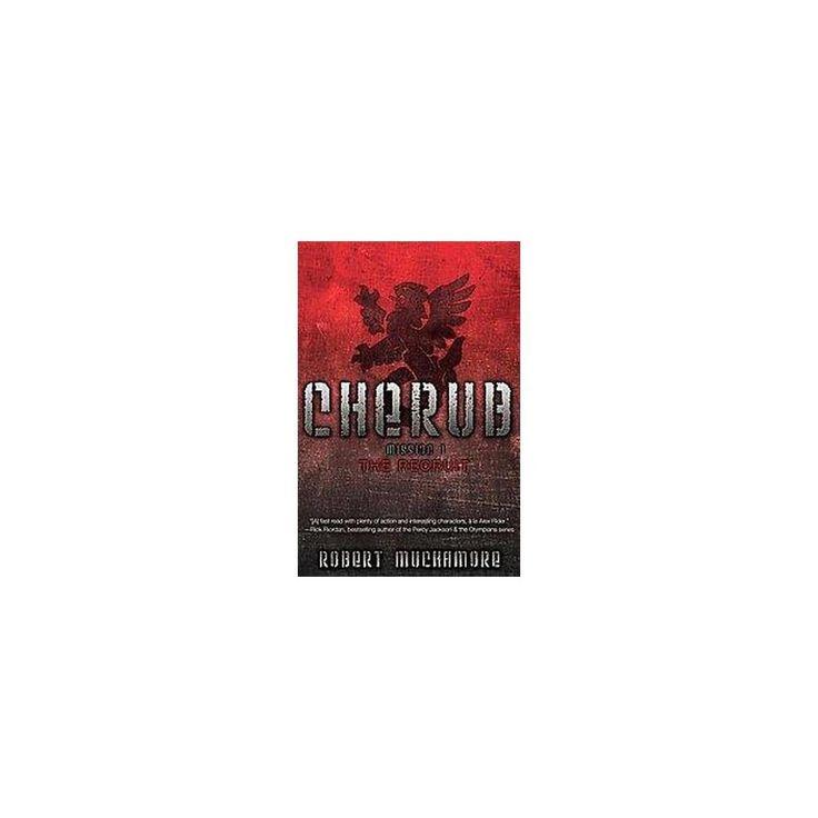cherub the recruit graphic novel pdf.zip