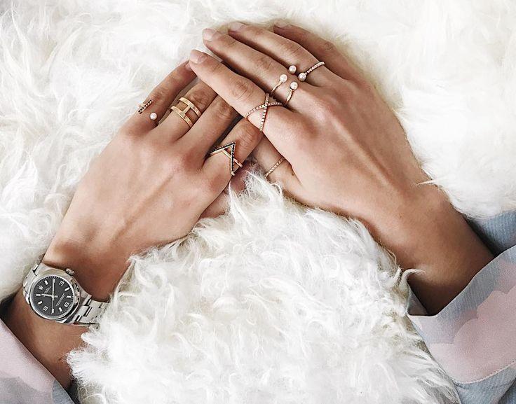 @auratenewyork collection - anna nooshin instagram.