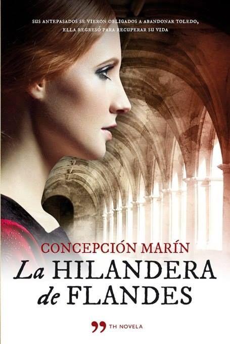 """38ª Lectura Conjunta """"La hilandera de Flandes"""" de Concepción Marín. http://www.quelibroleo.com/la-hilandera-de-flandes"""