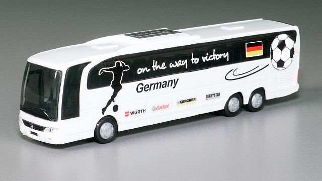 H0 Mannschaftsbus Germany