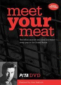 Meet Your Meat DVD ~ Narrated by Alec Baldwin. Bonus features include videos starring Pamela Anderson, http://www.amazon.com/dp/B000K0ZT8S/ref=cm_sw_r_pi_dp_F6zZrb16AV6GW