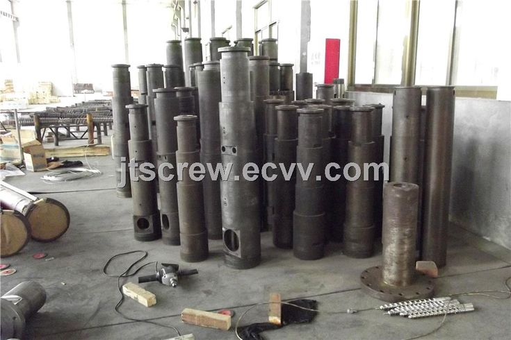 conical cylinder for extruder - China cylinder, JTSCREW