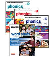 Comprehensive way to combine Words Their Way, Fountas & Pinnell Phonics, and high frequency words for word study/spelling - MUST DO THIS NEXT YEAR