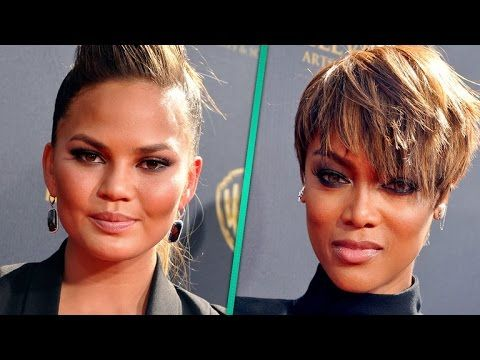 Chrissy Teigen Opens Up About Fertility Struggles To A Tearful Tyra Banks