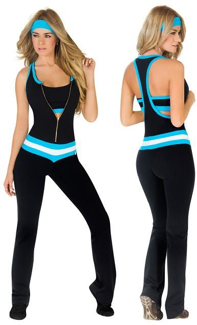 Tiempo Libre Bodysuit 7145 Women Fitness Activewear | NelaSportswear | Women's fitness activewear workout clothes exercise clothing