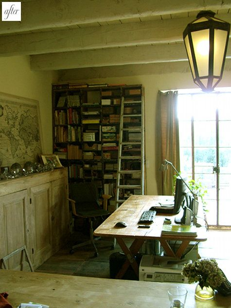 french studioWorkspaces, French Home