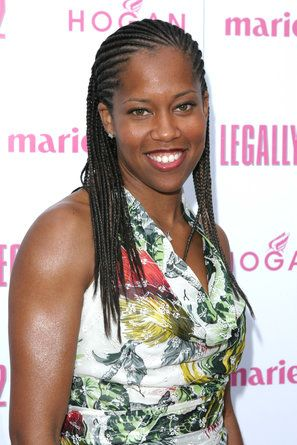 Regina King - For The Culture: 29 Celebs Slaying In Straight Back Cornrows
