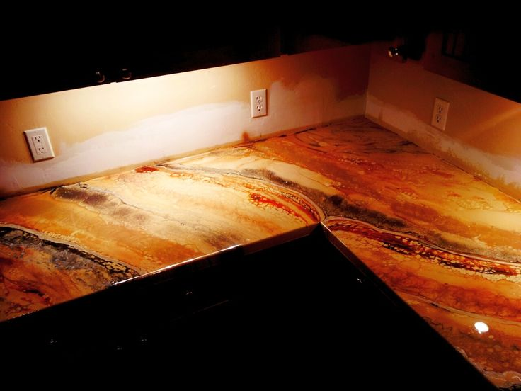 The Great Epoxy Resin Countertops
