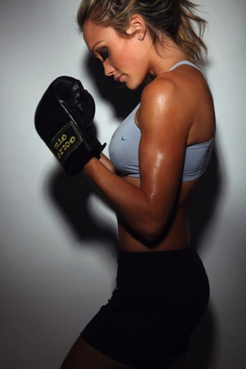 The benefits of kick boxing for women - total body workout stress relief and self defense