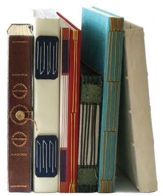 Μαθήματα Βιβλιοδεσίας και Τέχνης του Βιβλίου: Τεχνικές Βιβλιοδεσίας χωρίς κόλλαnon adhesive bind...