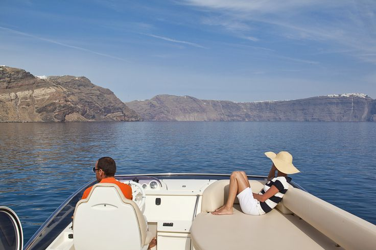 #Yacht #cruise #Relaxation #AndronisExperience #Santorini