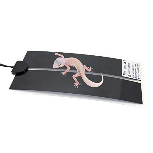 Description: Reptile pet heating pad using the latest far-infrared technology designed specifically for the pet of a fever products the use of far infrared can better promote the pet's blood circula...