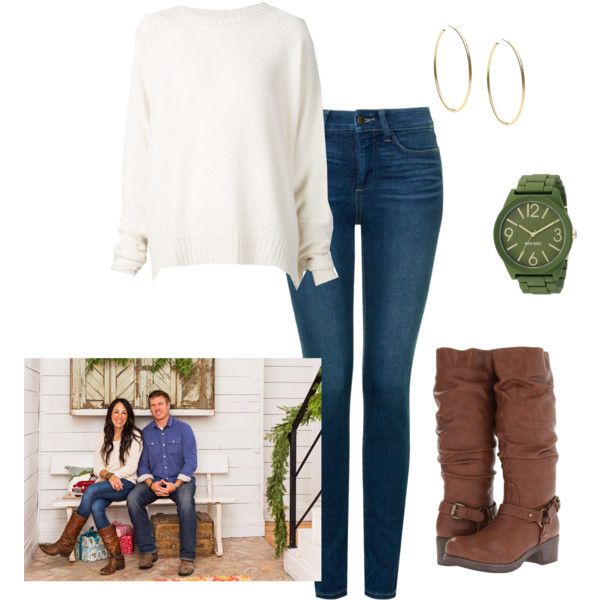 Steal Her Style: Joanna Gaines by j-murphy-1 on Po…