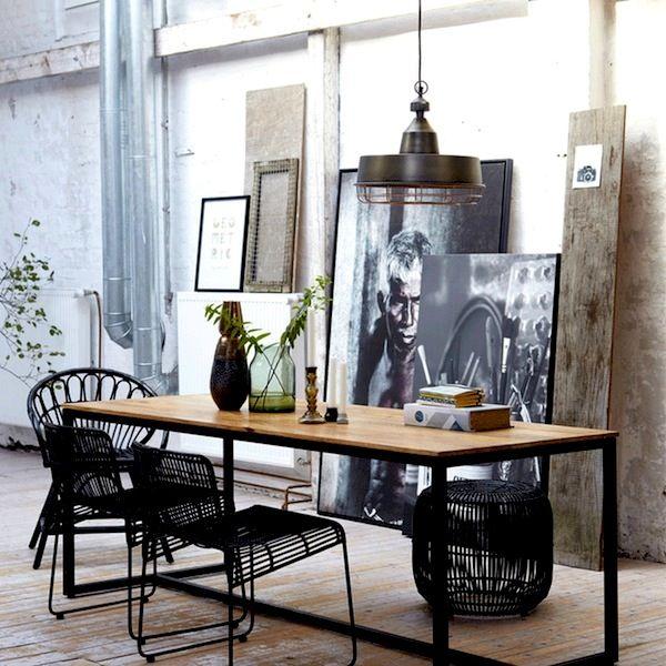 WABI SABI Scandinavia - Design, Art and DIY.: Work space inspiration