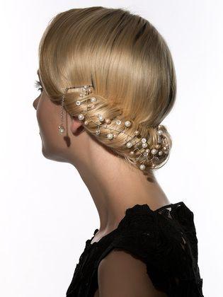 EVITA PERONI / Pearl Hair Accesary
