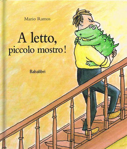 Diario di una magica avventura: Il venerdì del libro - A letto, piccolo mostro