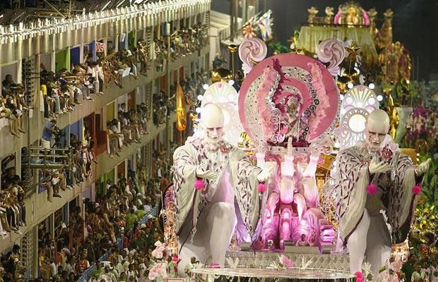 I saw Rio. What can I say? I really want to go to Carnival!