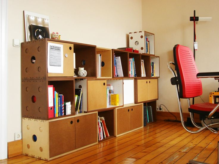 Meydan Architecture Design | Sankofi House, CNC cut, custom, modular furniture for multi use