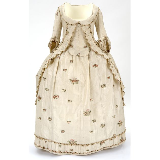 Robe A La Polonaise: 1000+ Images About 18th Century Fashion 1770s-1790s On