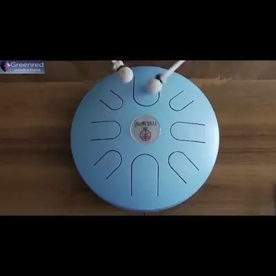 The Best Gift For Parents. Friends.Children Steel tongue drum is a musical sculpture that combines the essence of Chinese thousand… | Good gifts for parents, Parent gifts, Inventions