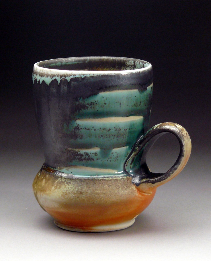 Charity Davis Woodward, Art of the Cup 2009, Center for Southern Craft & Design