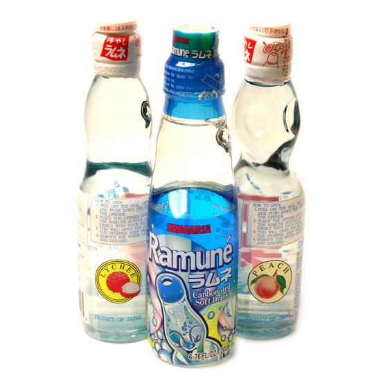 14 best Ramune soda drinks images on Pinterest | Soda ...