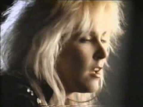 Lita Ford  & Ozzy Osbourne - Close Your Eyes Forever. Reminds me of Advanced art class in high school.