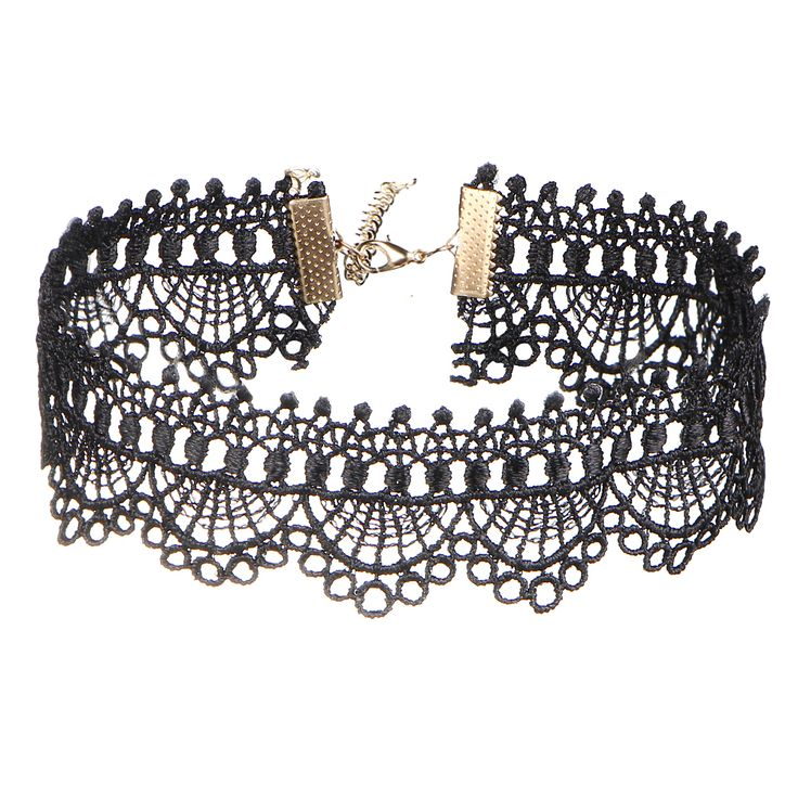 IF ME Black Sexy Lace Short Tattoo Choker Necklaces Hollow Steampunk Necklace Collares For Women Party Gothic Jewelry Buy now for $ 10.99   #chandigarh #delhi #mumbai #gurgaon #instalike #followforfollow #flare #denim #celebrity #trendy #diva #women #online #shopping #fitgirls #fitnessmotivation #selftime #energy #lovebody #eshopoly